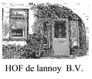 HOF de Lannoy BV.