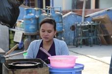 Crepe Lombok