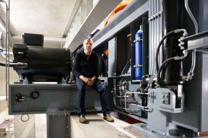 Foto: Bram Saeys. TNO Automotive Helmond, AFB Manufacturing Proces Lab BV
