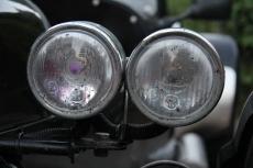 hele stoere bevliegde headlights