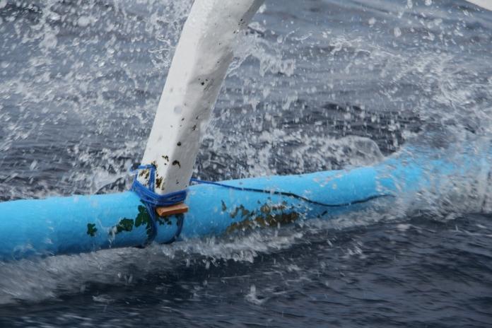 meteen leuk touwtje krijg je het water heus wel onder de duim !!!